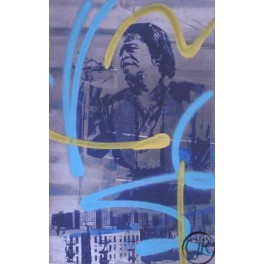 Bobby Hill - BB King (Giclee)