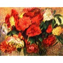Renoir - Still life with Chrysanthemums