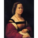 Raphael - Picture of a woman 2
