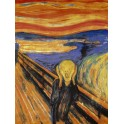 The Scream, By Edward Munch