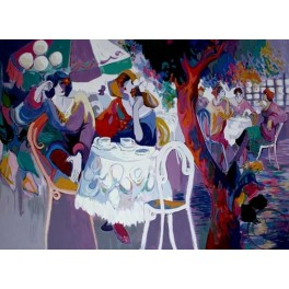 Isaac Maimon - West Bank Cafe