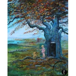 Peter & Harrison Ellenshaw - Fall in The 100 Acre Wood
