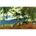 Paul Gauguin - Beach Scene 2